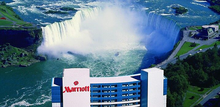 Marriott Niagara Falls Fallsview