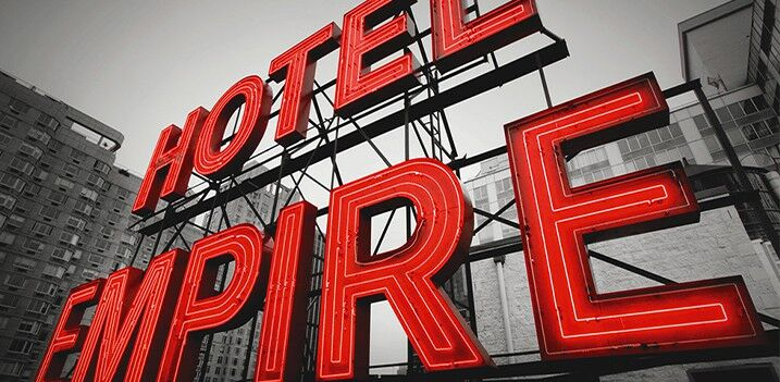 Empire Hotel New York City