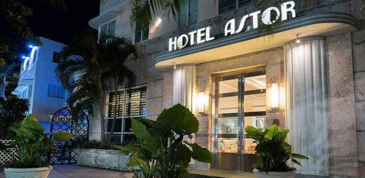 Hotel Astor South Beach