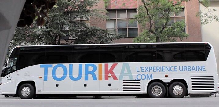Tourika Bus New York